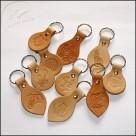 Key ring - leather
