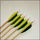 Pine wood childrens arrow